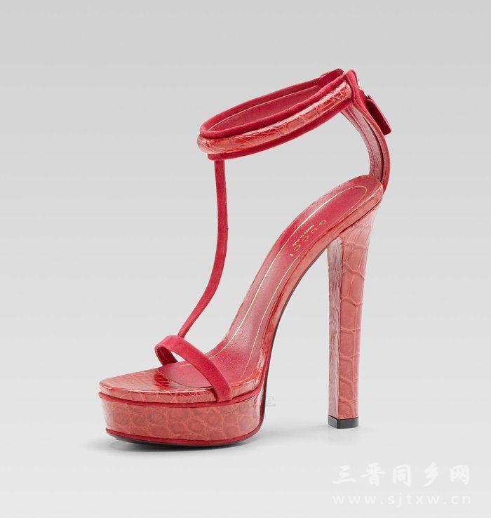 高跟鞋 俘获男人心的利器