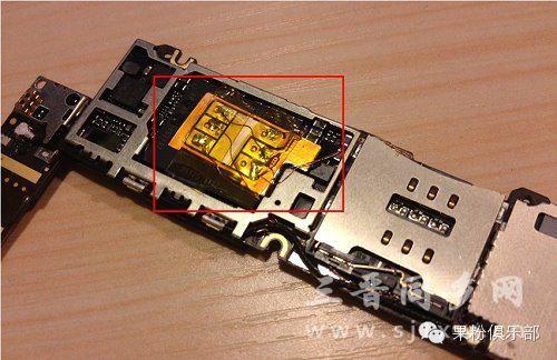 坑啊!淘宝惊现内置卡贴iphone6
